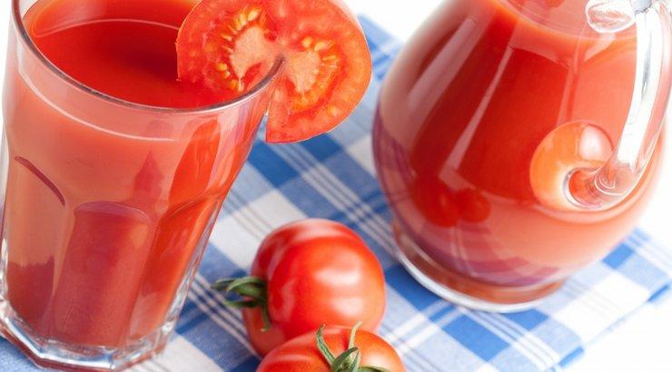 Томатный сок при беремен