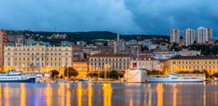 Kaks edasi-tagasipiletit Rijekasse