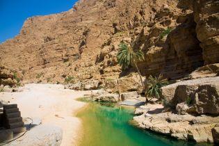 Matkareis Omaanis. Mägimatk rikka loodusega ehedal araabia maal