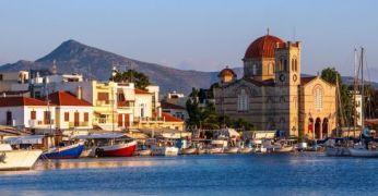 Rattareis Kreekas Peloponnesoselt Egeuse mere saartele