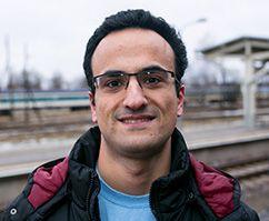 Иранец Араш: мне нравится эстонский язык