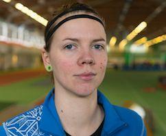 Invasportlane Cathy: Eesti eest võistlemine on kirjeldamatu kogemus